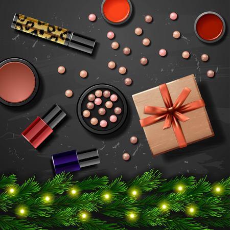 decorative accessories: decorative cosmetics make up accessories beauty store
