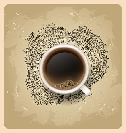 break: coffee break. Hot Coffee cup. latte it`s coffee time. I love coffee. Coffee is always a good idea