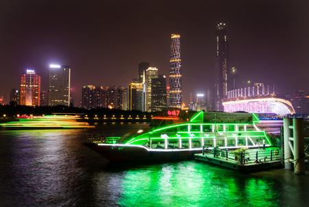nightscape: The pearl river nightscape