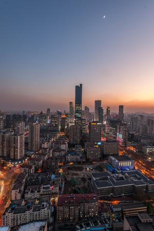 Nanjing city landscape