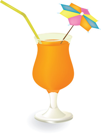 cackle: Cocktail Illustration
