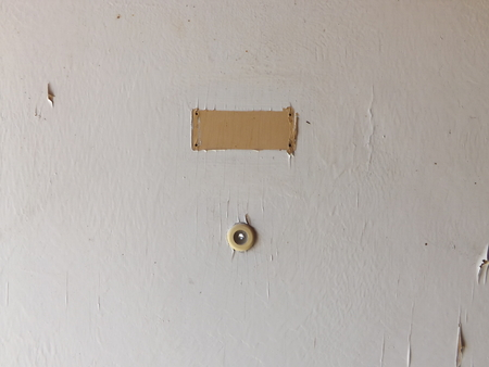 no name: Door with no name Stock Photo