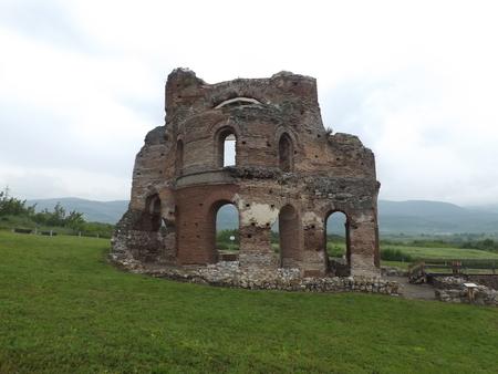 basillica: The roman red church in Bulgaria