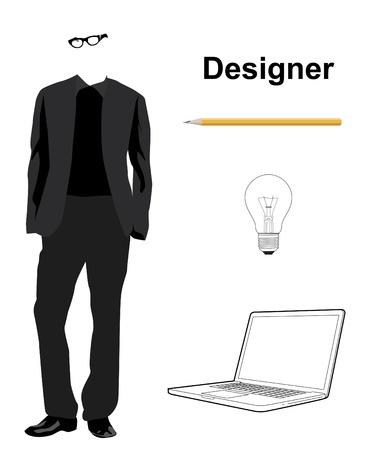 arial: Designer Illustration
