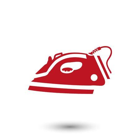 smoothing: icon stock vector illustration flat design style Illustration