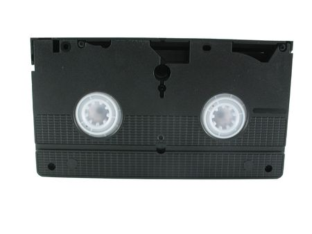 Video tape with clipping path