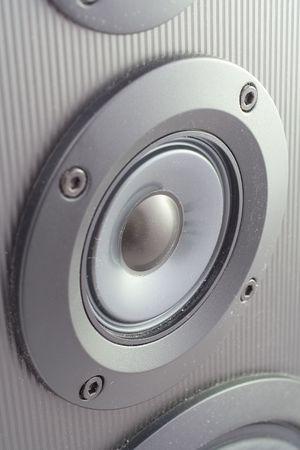 midtone speaker Stock Photo - 472436