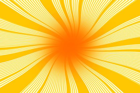 abstract of a hot summer sun background Stok Fotoğraf