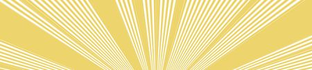 abstract of a sun rays pattern Stock Photo