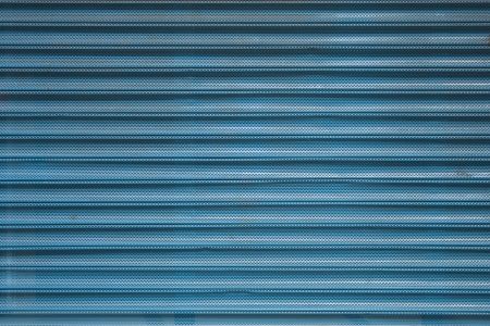 shopfront: Blue Shopfront Roll Shutter