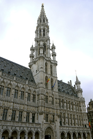 brussels: Grand-Place, Brussels. BELGIUM.