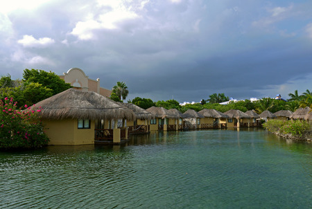 Grand Palladium Riviera Resort & Spa, Riviera Maya, MEXICO. Stock Photo