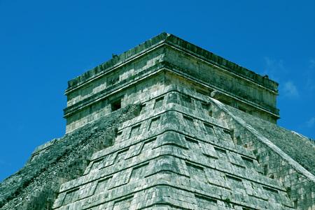castle if: Chichen Itza, MEXICO.