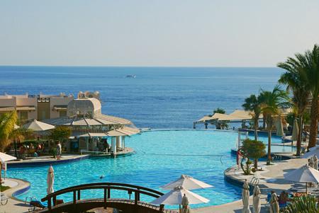 Resort Concorde El Salam Sharm El Sheikh, EGYPT. Editorial