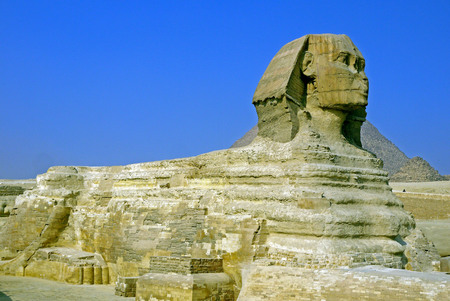 Sphinx, Egypt. Stock Photo