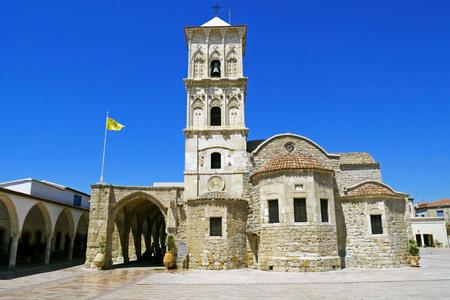 Church of Saint Lazarus, Larnaca, Cyprus. Stock Photo
