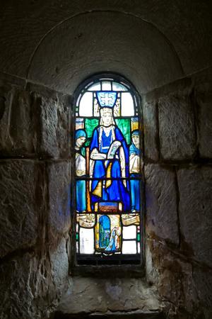 セント ・ マーガレット教会堂エディンバラスコットランド。 報道画像