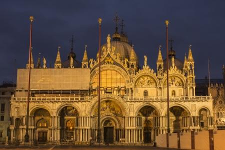 st  mark s: Basilica di San Marco s a Venezia, Italia