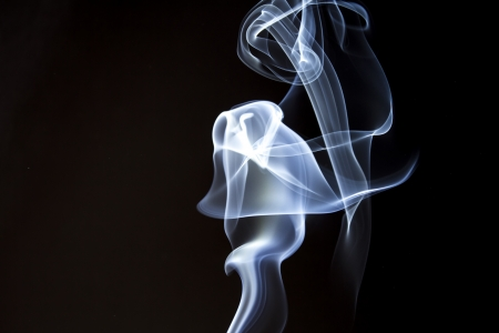 spouses: Abstract Smoke Spouses Stock Photo