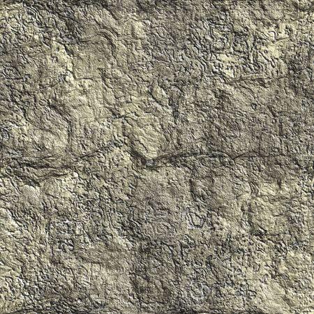 estuco: La textura sin fisuras de la pared de roca en formato cuadrado