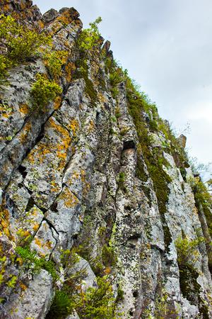 현상: Detunatele massif from Romania, unique geologic phenomenon 스톡 사진