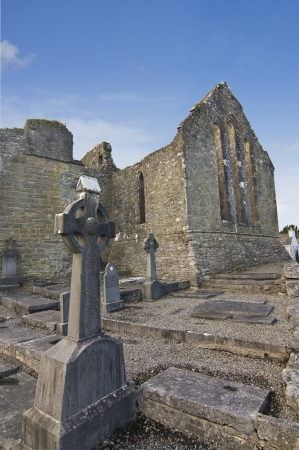Celtic Cross - Ireland photo