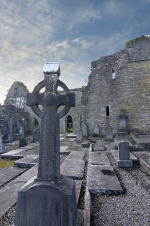 celtic cross- ireland photo