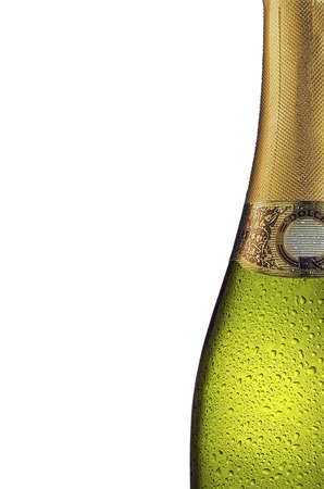 champagne - still life photo