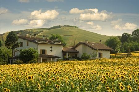 view of emilia romagna - italy