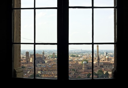 bologna: view of bologna -  emilia romagna, italy Stock Photo
