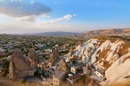 pidgeon: Panoramic view of Cappadocia - Turkey
