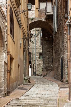 priori: view of Perugia - Italy, Umbria