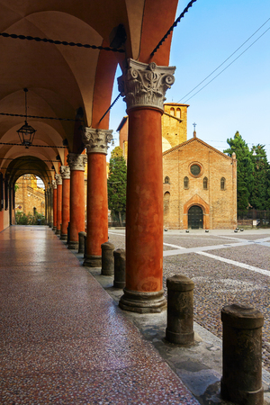 Santo Stefano Square - Bologna, Italy