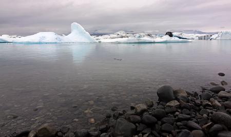 The Jokulsarlon glacier lagoon in Iceland - iceland