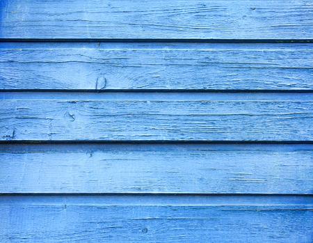 decrepit: decrepit blue Old Wood Background. Stock Photo