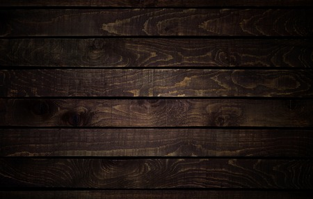 dark wood texture. background old dark panels. Фото со стока