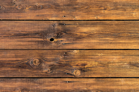 Dark wood texture. Background dark old wooden panels.