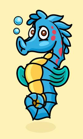 caballo de mar: caballo de mar