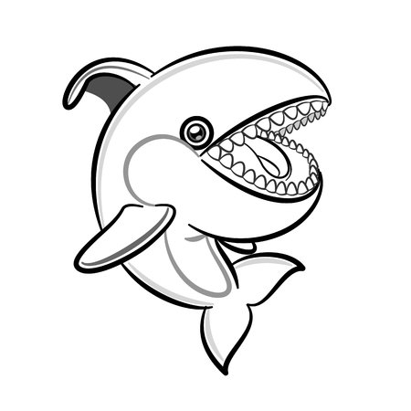 jaws: killer whale