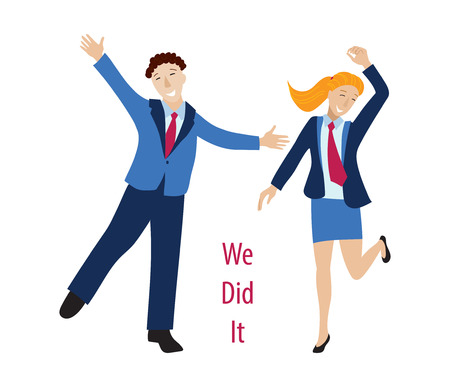 did: We did it concept vector