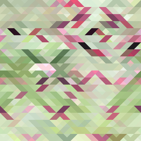 clipping mask: Geometric seamless background. This file has a clipping mask. Vector illustration