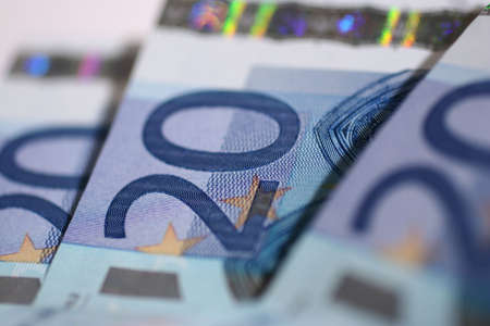 60 Euro Stock fotó