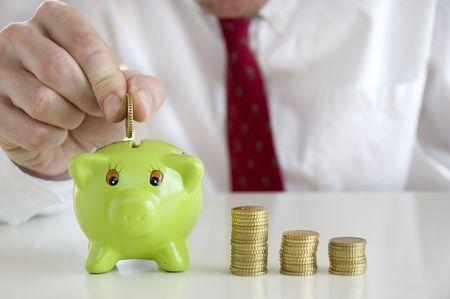 imprenditore risparmio di denaro