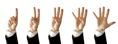 handen teller