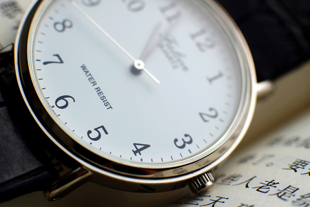 punctuality: Time