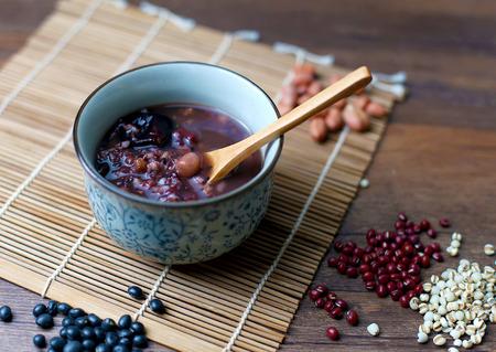 porridge: Eight-treasure porridge