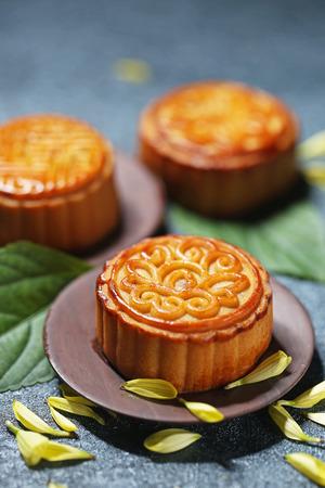 Mid-Autumn Festival moon cake