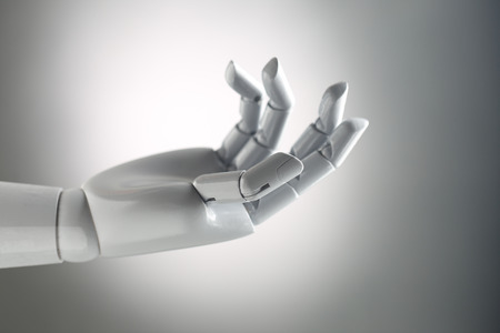 artificial intelligence hand
