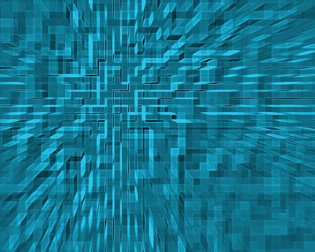 intertwined: technology internet big data background