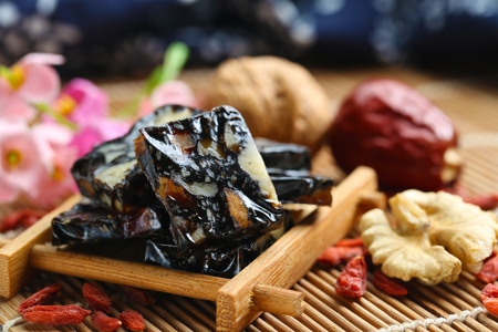 gelatina: Ejiao